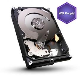 WD Purple SATA 4Tb HDD